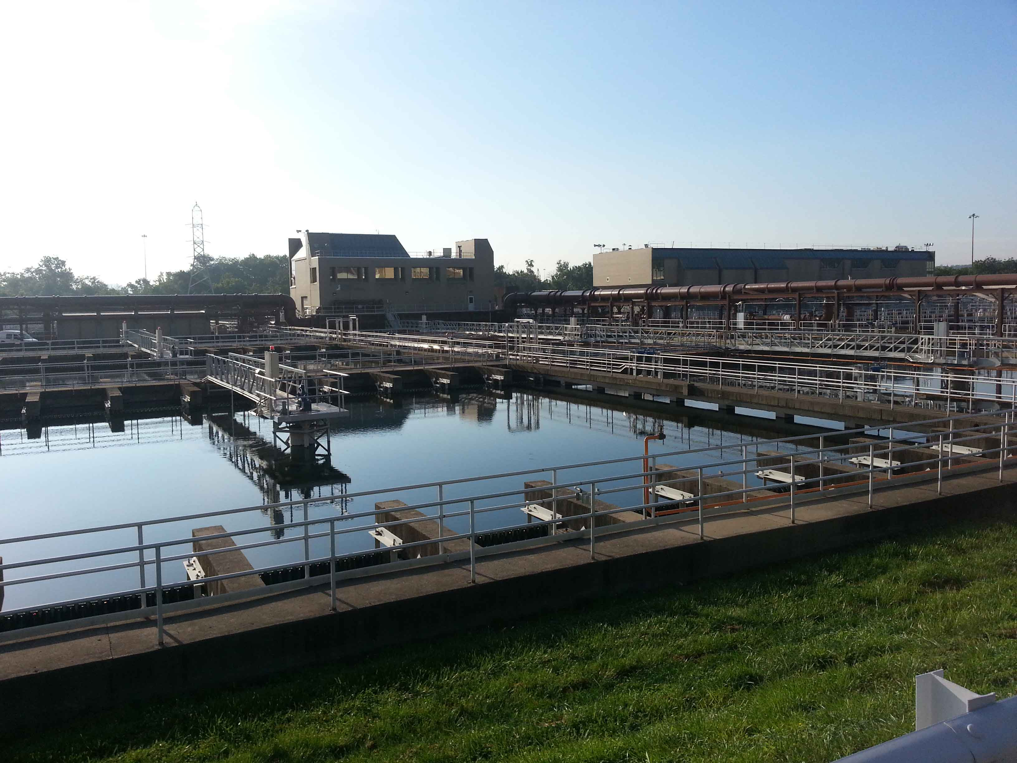Wastewater Treatment Plant Secondary Treatment Upgrade